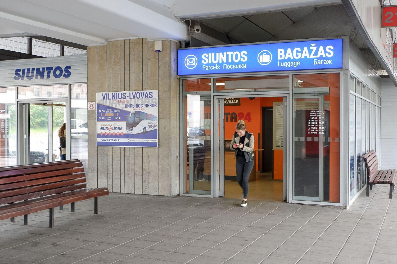 Vilnius nori antros autobusų stoties