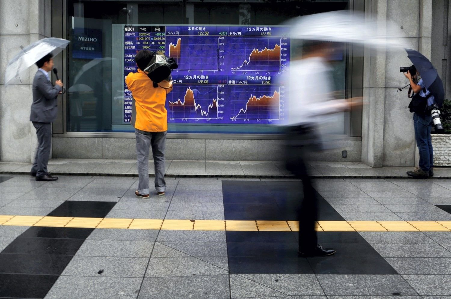 Stocks in Asia Advance After U.S. Inflation Data: Markets Wrap