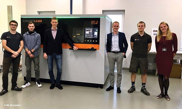 Trimačio spausdinimo inovacijos iš Lietuvos – visai Europai