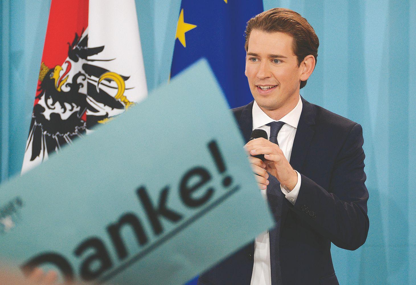 Austrija nuslopino viltį, kad populizmas ES – įveiktas