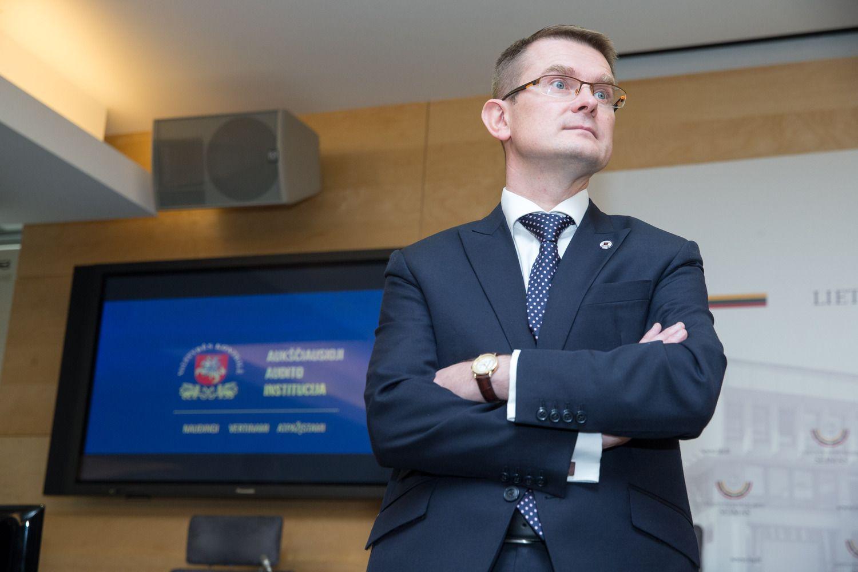 Valstybės kontrolė ragina reformuoti biudžeto sistemą