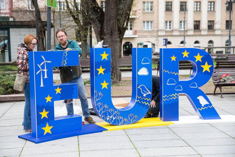 Europos Komisija vertins Lietuvos kitų metų biudžetą