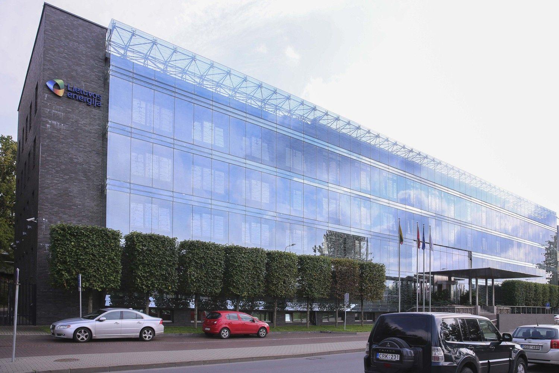 """""""Lietuvos energija"""" parduoda tris biurų pastatus Vilniuje, ieškos vietos naujai būstinei"""