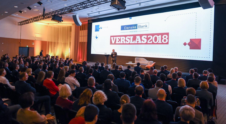 """""""Verslas 2018"""": ar esame pakankamai konkurencingi globaliame verslo pasaulyje"""