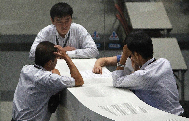 Asian Stocks Mixed as Fed Chair Talk Hits Bonds: Markets Wrap