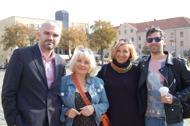 """Buvęs """"Vakarų ekspreso"""" redaktorius kuria naują Klaipėdos žinių portalą"""