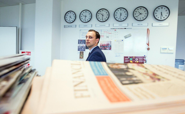 Baltijos rinkoje tvyro melancholija