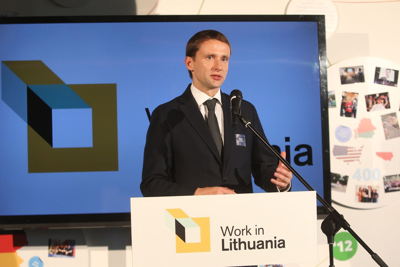 """""""Investuok Lietuvoje"""" vadovas: emigrantus viliosime pasitelkdami """"Big Data"""""""