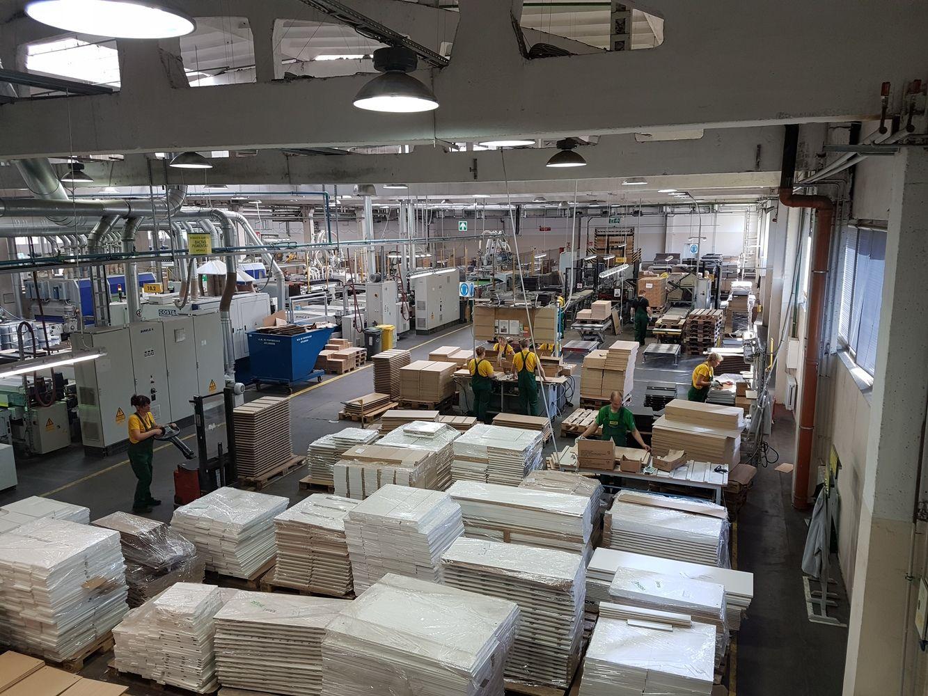 Klaipėdoje – 22 mln. Eur investicija: naujas logistikos centras ir gamykla