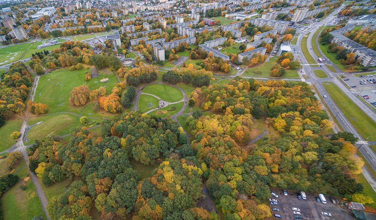 Kaune rekonstruos Draugystės parką