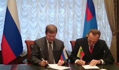 Lietuvos vežėjai gaus daugiau Rusijos leidimų