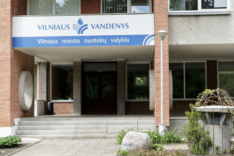 Ieško, kas už 25 mln. Eur rekonstruotų Vilniaus nuotekų valyklą