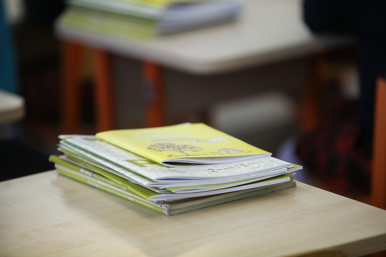 Mokytojams įsipareigojo mokėti 1.000 Eur atlyginimą
