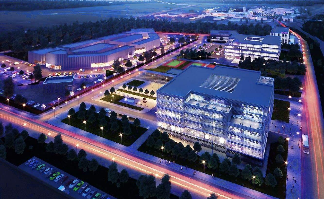 """""""Decathlon"""" atsiras naujai statomame prekybos centre"""