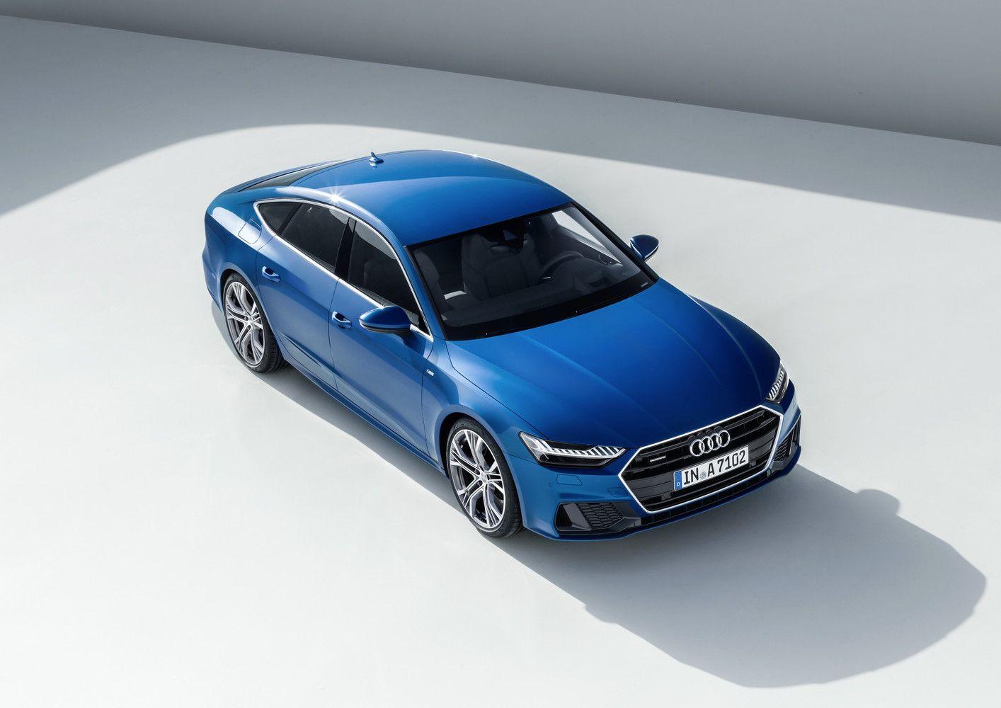 """Antrosios kartos """"Audi A7 Sportback"""": naujos technologijos ir naujas markės """"veidas"""""""
