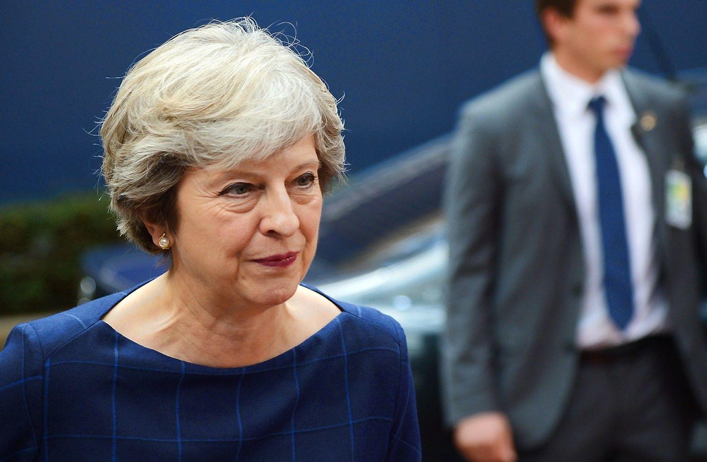 """Merkel teigiamai įvertino """"Brexit"""" derybas, tačiau gerų žinių JK nelaukiama"""