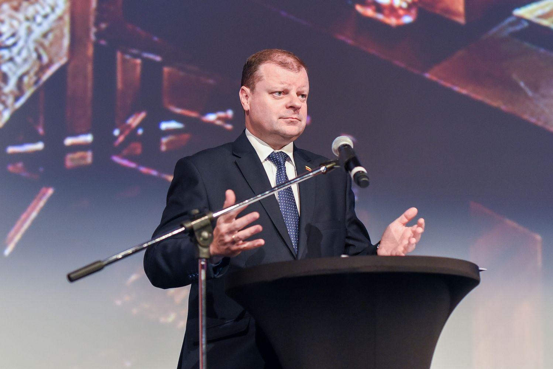 Prezidento rinkimų apklausoje lyderiauja Skvernelis