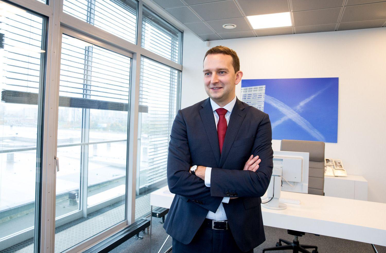 """Interviu su """"Vilniaus prekybos"""" vadovu: apie vaistinių pardavimą, strategijos pokyčius, naujo """"Akropolio"""" statybas"""