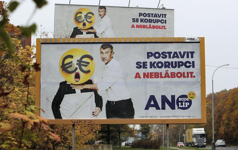 Naujas galvos skausmas Europai – Čekijos magnatas
