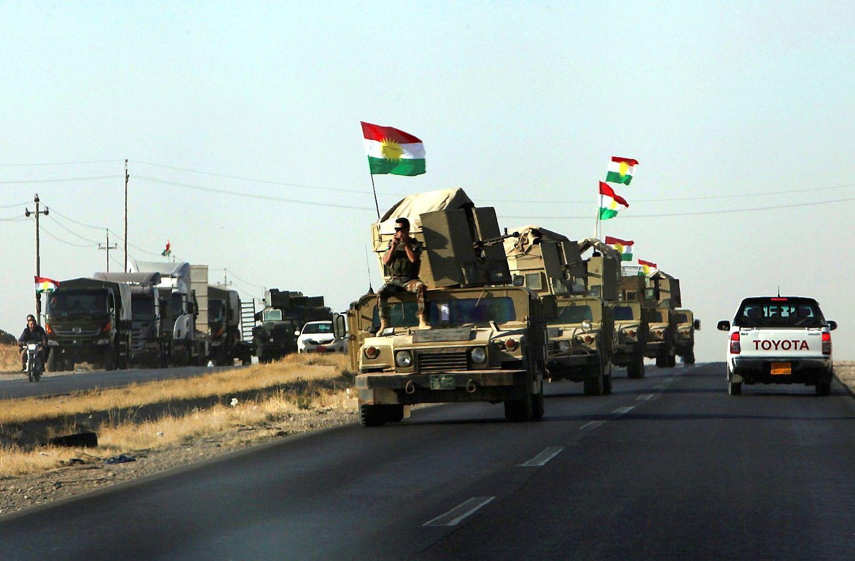 """Kaimynų spaudžiamas Irako Kurdistanas gręžiasi į Rusijąir įsileidžia """"Rosneft"""""""