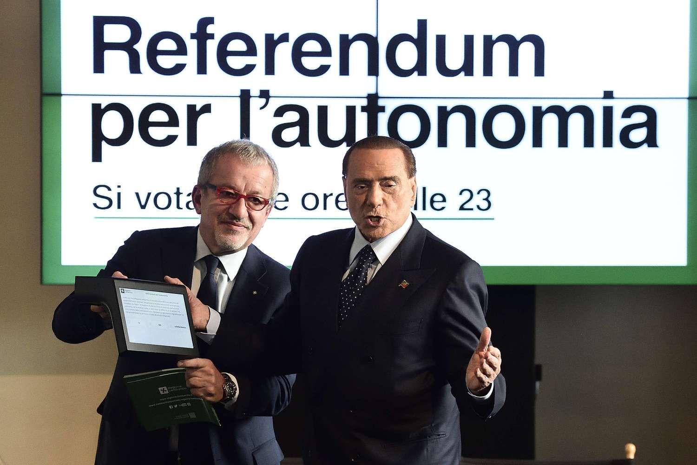 Referendumai ir Italijoje: didesnės autonomijos nori Lombardija ir Venetas