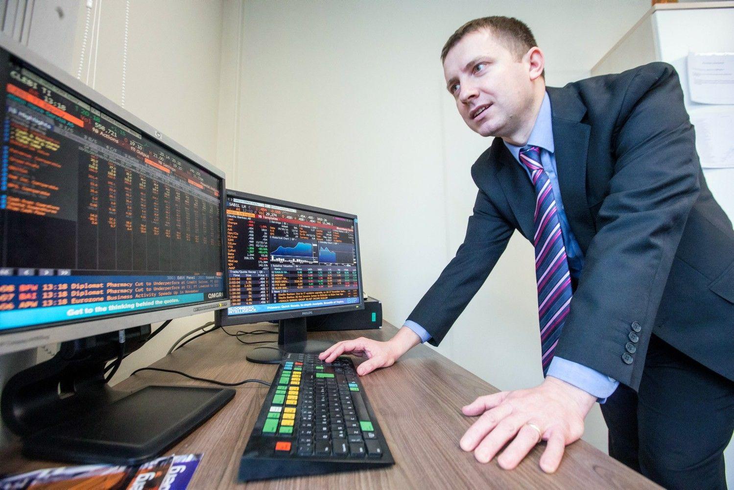 Investuotojai jau ruošiasi Šiaulių banko rezultatams
