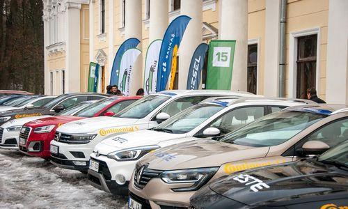"""""""Lietuvos metų automobilio"""" konkurse dalyvaus 34 nauji automobiliai"""