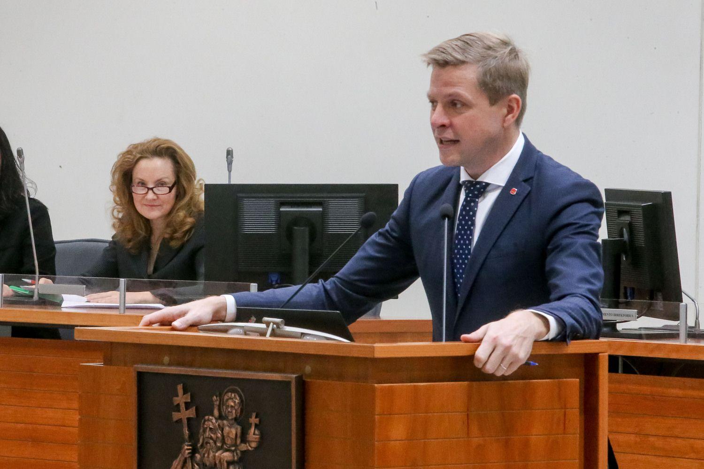 Vilniaus taryboje – antras bandymas atleisti Almą Vaitkunskienę