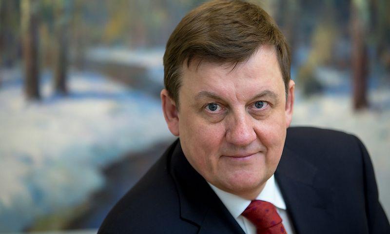 """Rolandas Valiūnas, advokatų kontoros """"Ellex Valiunas"""" vadovaujantysis partneris. Vladimiro Ivanovo (VŽ) nuotr."""