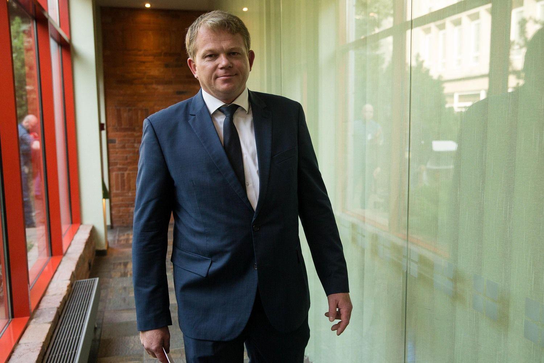 Oficialiai paskelbta nauja frakcija Seime, keisis komitetų vadovybė
