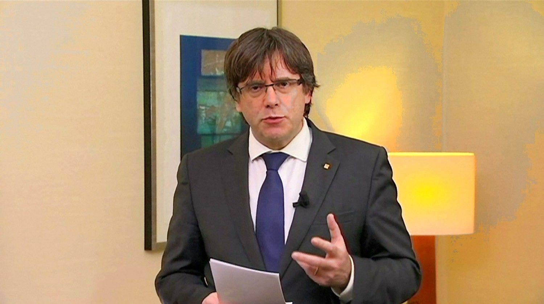 Ispanijos KT anuliavo Katalonijos nepriklausomybės deklaraciją