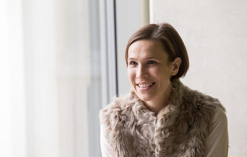 """Urtė Neniškytė, smegenų vystymosi procesus tyrinėjanti Vilniaus universiteto mokslininkė: """"Jau parodyta, kad navigacijos prietaisų naudojimas skatina smegenų sričių, atsakingų už orientavimąsi, išnykimą."""" Juditos Grigelytės (VŽ) nuotr."""