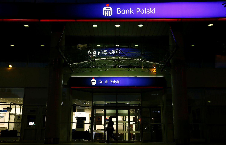 """Reuters"": ""PKO BP"" domisibanku""Luminor"""