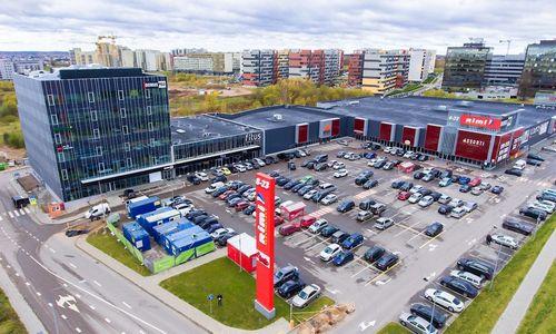 Lietuvoje projektą užbaigė, panašų statys Rygoje