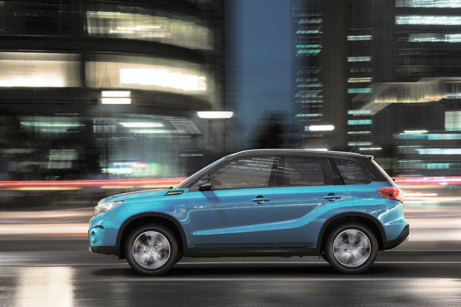 """""""Suzuki"""" – sparčiausiai augina populiarumą"""