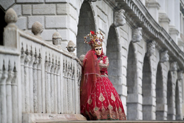 Kainomis besiskundžiančius turistus Venecijos meras pavadino šykštuoliais