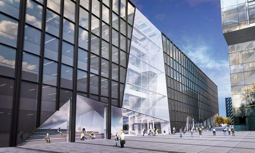 """""""Hanner"""" pristatė buvusio Žalgirio stadiono teritorijos plėtros viziją"""