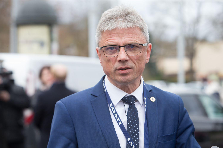 """""""Linavos"""" prezidentas neperrinktas į IRU prezidiumą"""