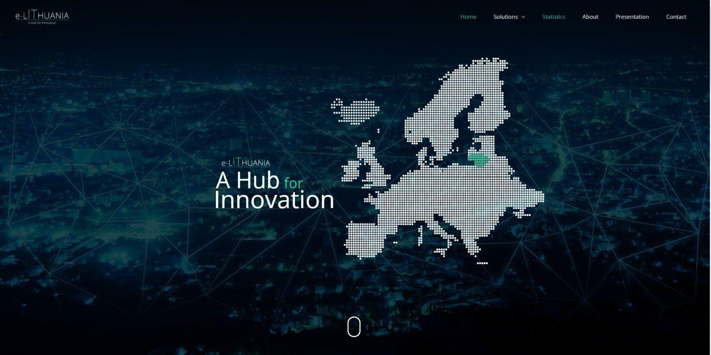 Naujas IT klasteris reklamuos Lietuvos e. valdžios sprendimus