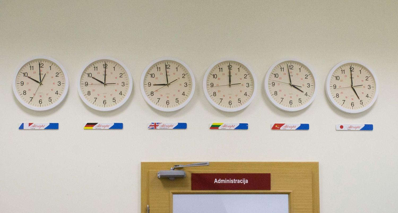 Vokietijoje – svarstymai panaikinti 8 valandų darbo dieną