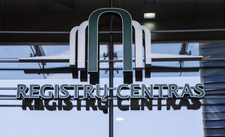 Suformuota Registrų centro valdyba