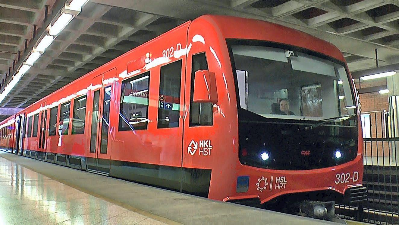 Helsinkyje po beveik dešimtmečio statybų atidaroma nauja metro linija
