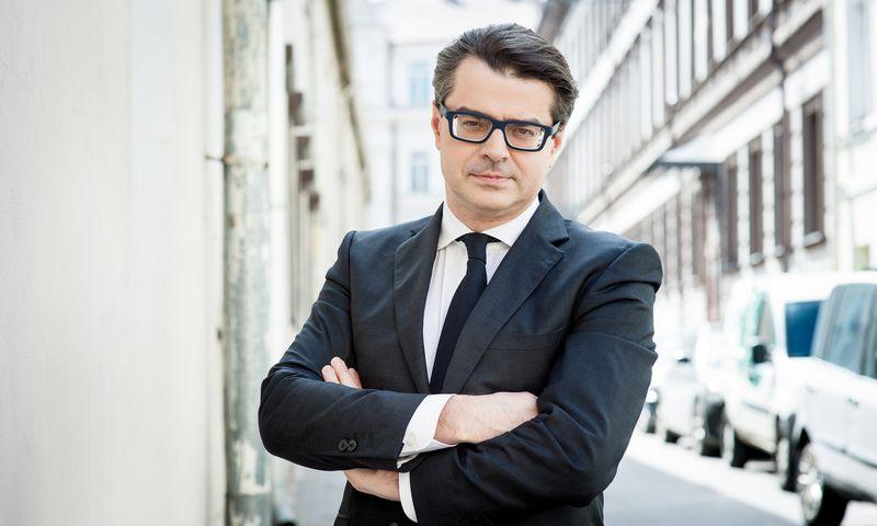 Advokatų kontoros GLIMSTEDT partneris Linas Sesickas
