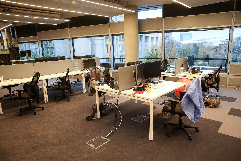 Atviri biurai: daugiau triukšmo ir streso, mažiau rezultatų