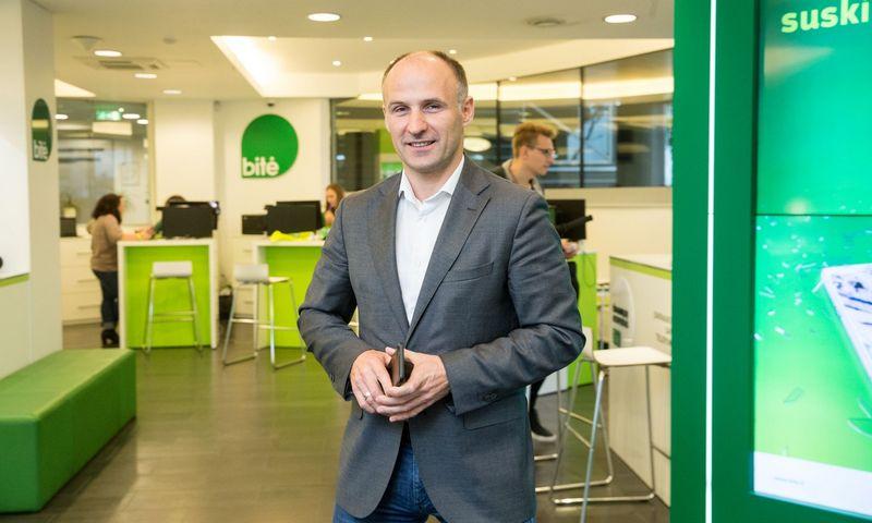 """Pranas Kuisys, UAB """"Bitė Lietuva"""" valdybos narys ir vykdomasis direktorius. Juditos Grigelytės (VŽ) nuotr."""