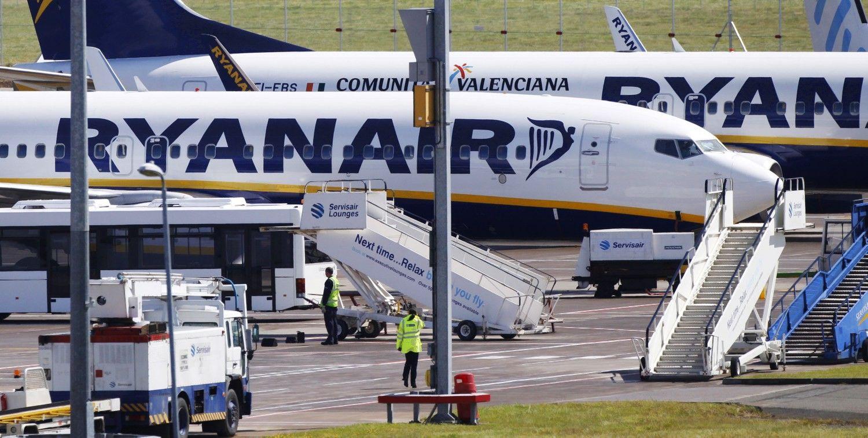 """""""Ryanair"""" skelbia du naujus maršrutus iš Kauno"""