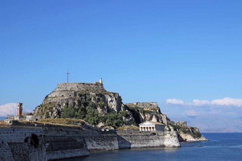 Graikijos sala Korfu (Kerkyra). Matton nuotr.