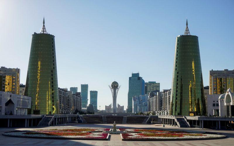 Astana, Kazachstano sostinė. Šamilio Žumatovo (Reuters / Scanpix) nuotr.