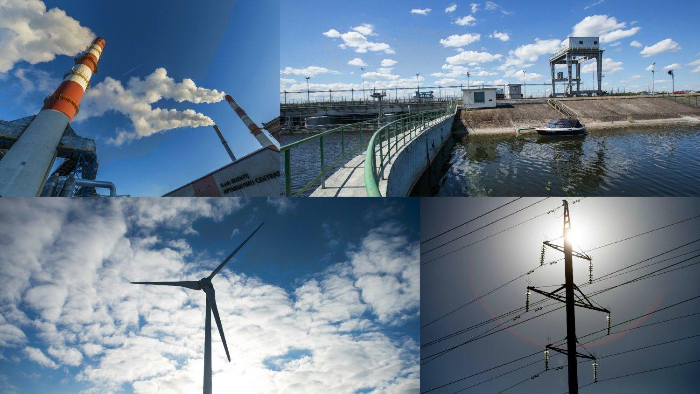 Energetikos sektoriaus lyderiai:rezultatuslėmė vienkartiniai veiksniai