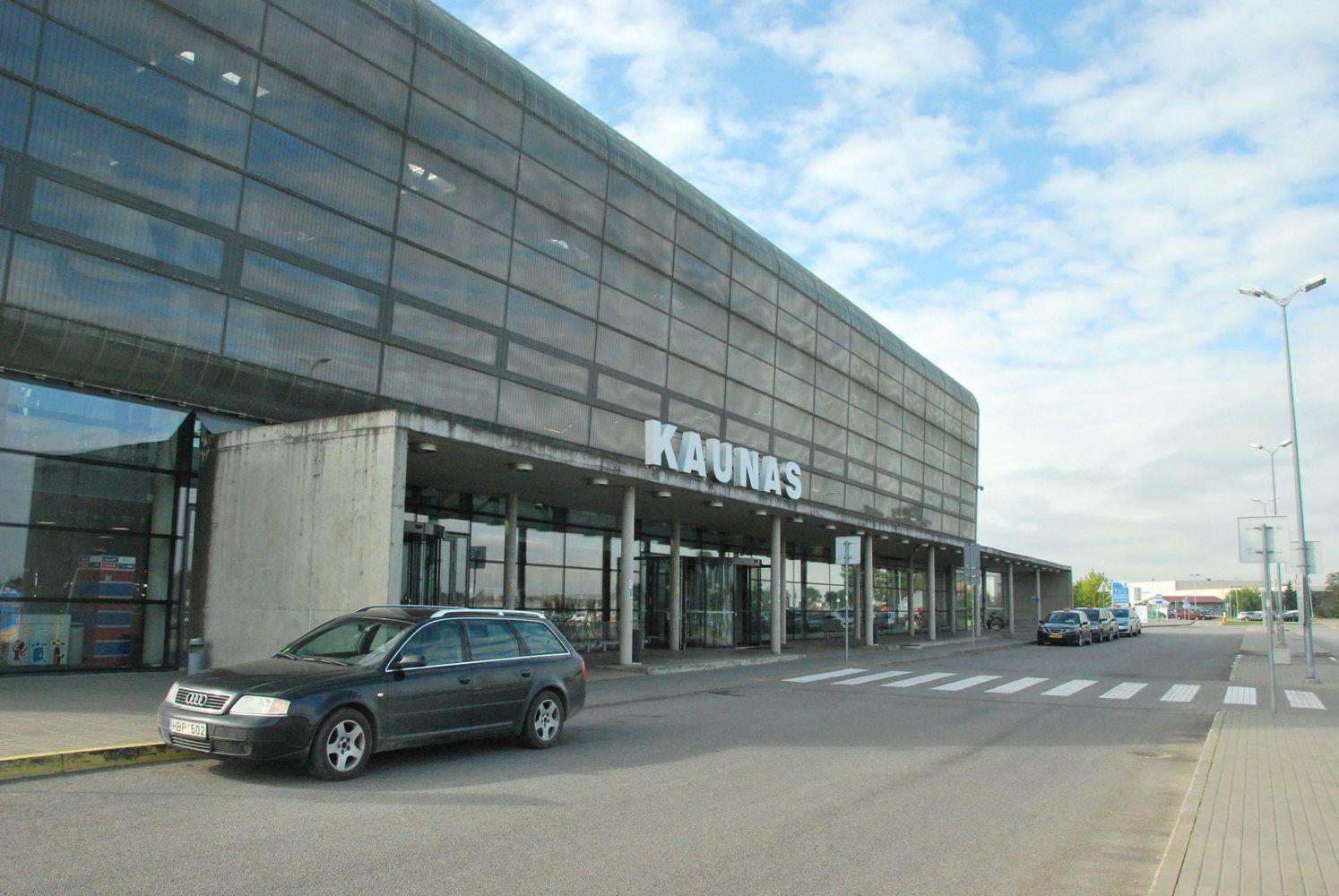 Kauno oro uostas – tarp sparčiausiai augusiųjų
